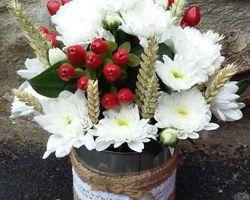 Infiniment Fleurs - Landerneau - Décoration de Table 2