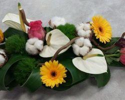 Infiniment Fleurs - Landerneau - Décoration de Table 7
