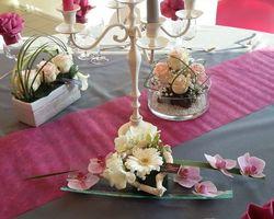 Infiniment Fleurs - Landerneau - Décoration de Table 22
