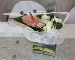 Infiniment Fleurs - Landerneau - Décoration de Table 31