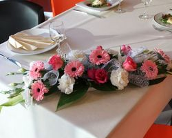 Infiniment Fleurs - Landerneau - Décoration de Table 35