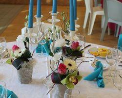 Infiniment Fleurs - Landerneau - Décoration de Table 37