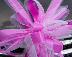 Infiniment Fleurs - Landerneau - DECORATION DE VOITURE 2B