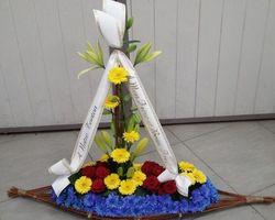 Infiniment Fleurs - Landerneau - Deuil actualisé - Bateau 4