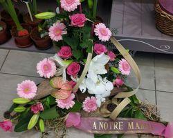 Infiniment Fleurs - Landerneau - Deuil actualisé - Triangle en hauteur 5