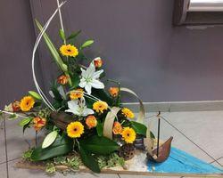 Infiniment Fleurs - Landerneau - Deuil actualisé 6b