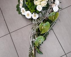 Infiniment Fleurs - Landerneau - Deuil Actualisé - goutte d'eau 1
