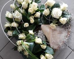 Infiniment Fleurs - Landerneau - Deuil Actualisé - Coeur 6