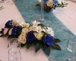 Infiniment Fleurs - Landerneau - Décoration de Table 24