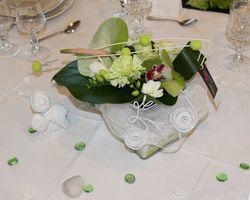 Infiniment Fleurs - Landerneau - Décoration de Table 28