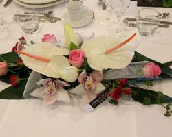 Infiniment Fleurs - Landerneau - Décoration de Table 30
