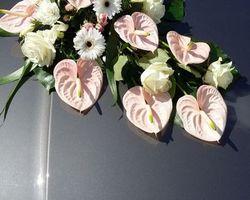 Infiniment Fleurs - Landerneau - DECORATION DE VOITURE 4B