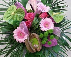 Infiniment Fleurs - Landerneau -Bouquet bulle 1
