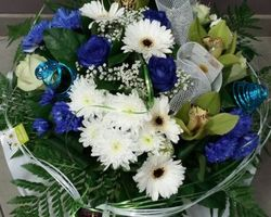 Infiniment Fleurs - Landerneau - Bouquet bulle 2