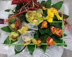 Infiniment Fleurs - Landerneau - Bouquet bulle 3