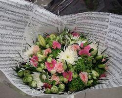 Infiniment Fleurs - Landerneau - Bouquet tiges 1