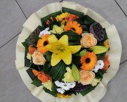 Infiniment Fleurs - Landerneau - Bouquet bulle 5