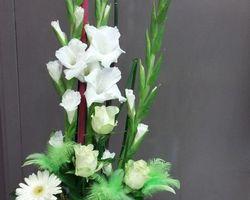 Infiniment Fleurs - Landerneau - Composition piquée 7