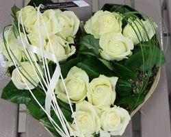 Infiniment Fleurs - Landerneau - Deuil actualisé -Coeur 5