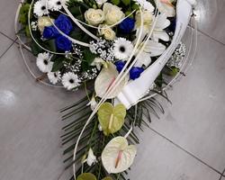 Infiniment Fleurs - Landerneau - Deuil Actualisé - goutte d'eau 2
