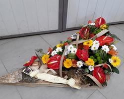 Infiniment Fleurs - Landerneau - Deuil Actualisé - Triangle bas 3