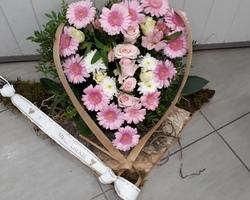 Infiniment Fleurs - Landerneau - Deuil Actualisé - Coeur 7