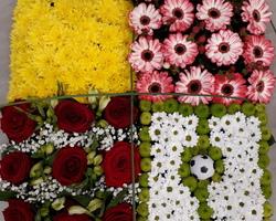 Infiniment Fleurs - Landerneau - Deuil Actualisé - le carré 2