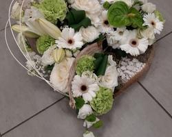 Infiniment Fleurs - Landerneau - Deuil Actualisé - Coeur 9
